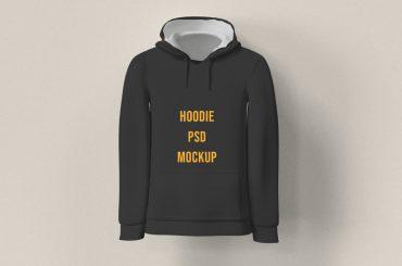 Man's Hoodie Mockup
