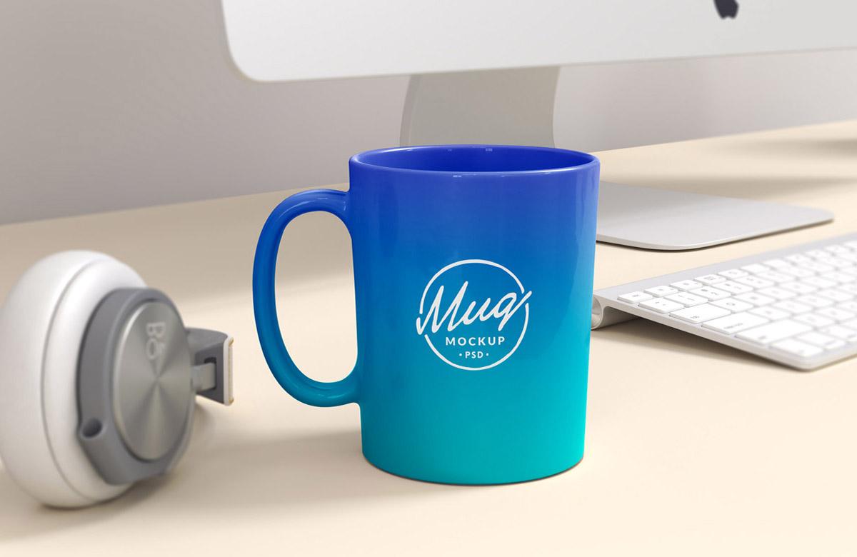 coffee mug mockup